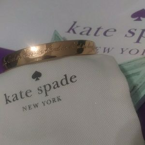 "Kate Spade ""hand in hand"""